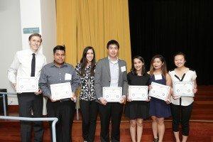 SJSU Capstone Winners
