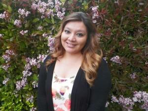 Christina Arredondo, Spring 2016 Braven Fellow at San Jose State University