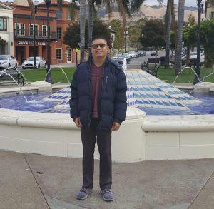 Martin Tran, Spring 2017 Braven Fellow at San José State University