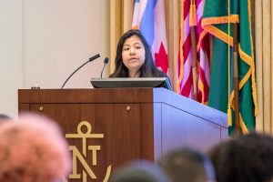 Guadalupe Ruiz, Spring '18 Fellow at National Louis University