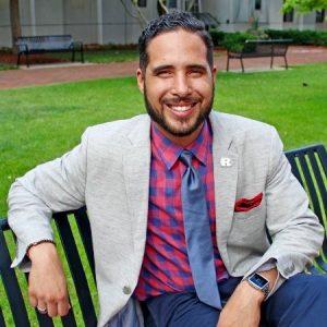 Engelbert Santana– Assistant Dean of Advisement at Rutgers University - Newark