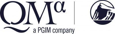 QMA logo in black serif font alongside Prudential logo